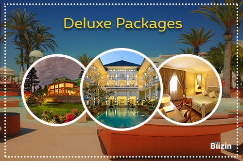 Deluxe Packages