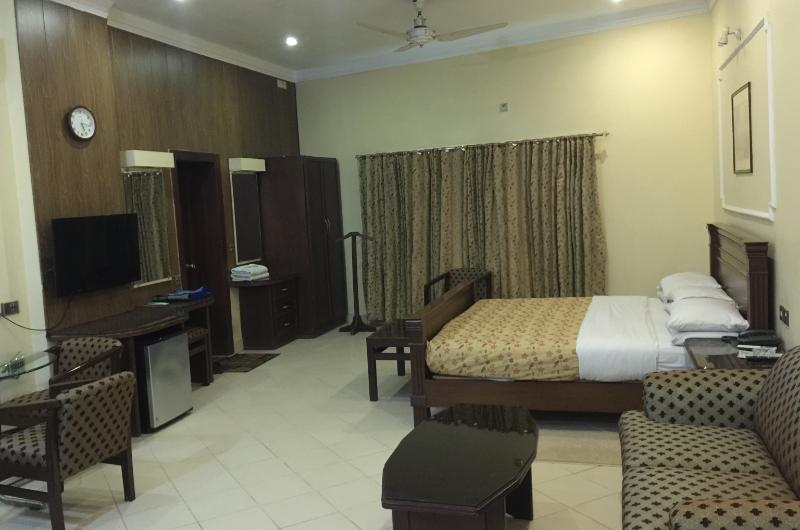 indus-hotel-Deluxe Double or Twin Room