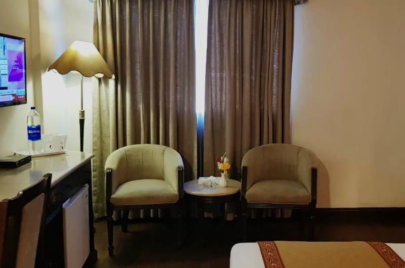 Hotel Crown Plaza Lahore