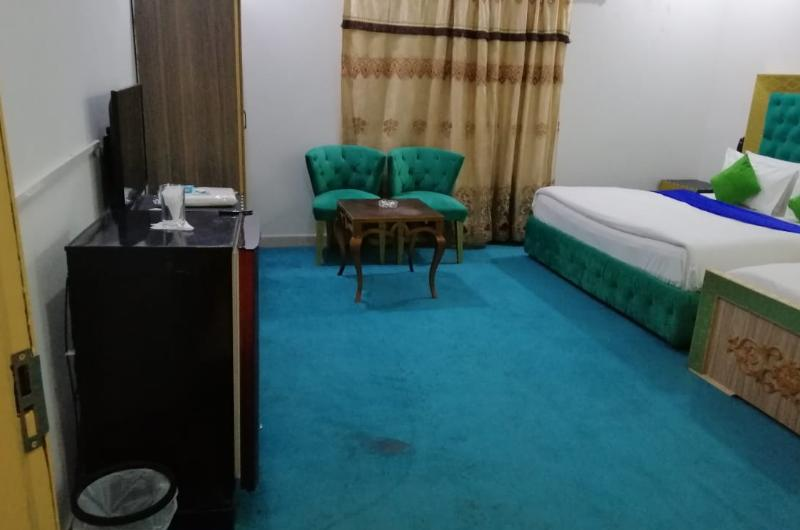 hilton-grand-hotel-johar-town-Deluxe Family Suite