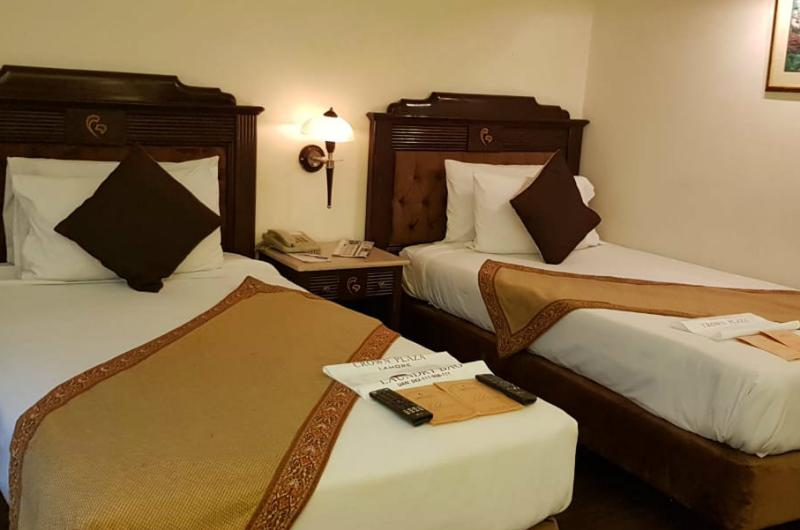 hotel-crown-plaza-lahore-Deluxe Twin Room