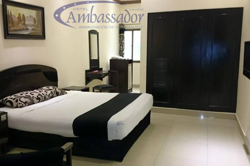 hotel-ambassador-lahore-Standard Room, Double Occupancy