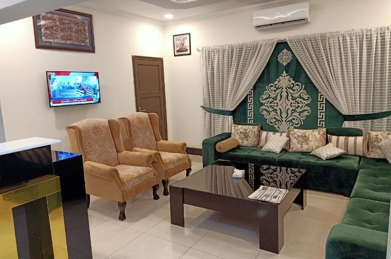 Al Burhan Express Hotel Lahore