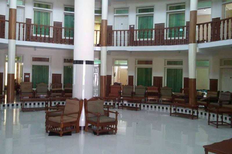 Frontier Tower Hotel Malam Jabba