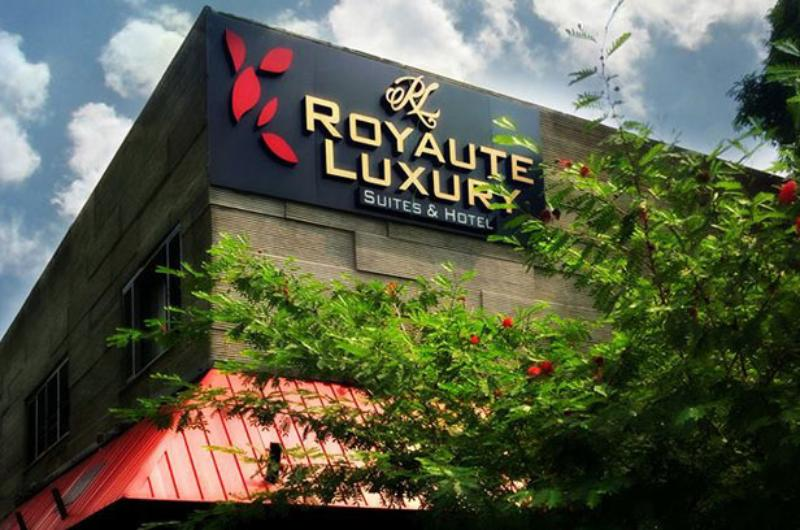 Royaute Luxury Hotel Lahore