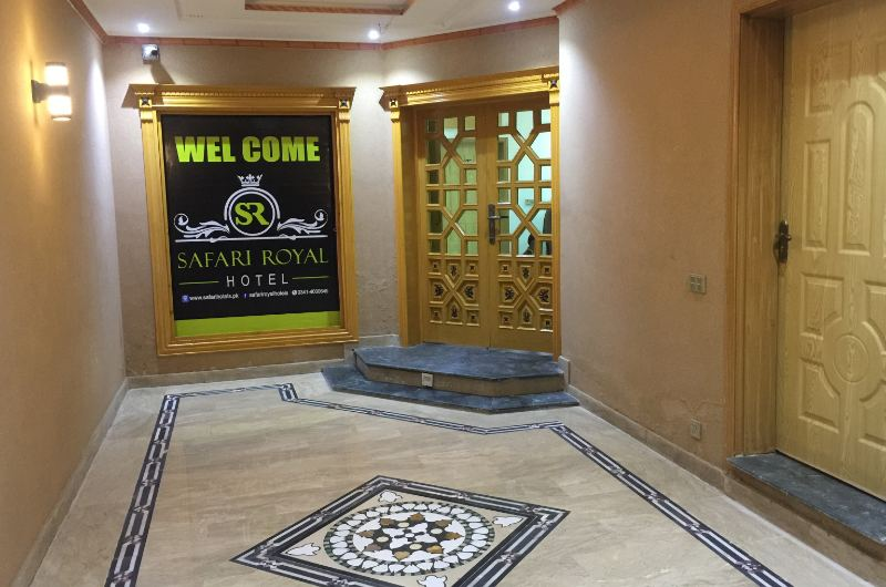 Safari Royal Hotel Johar Town