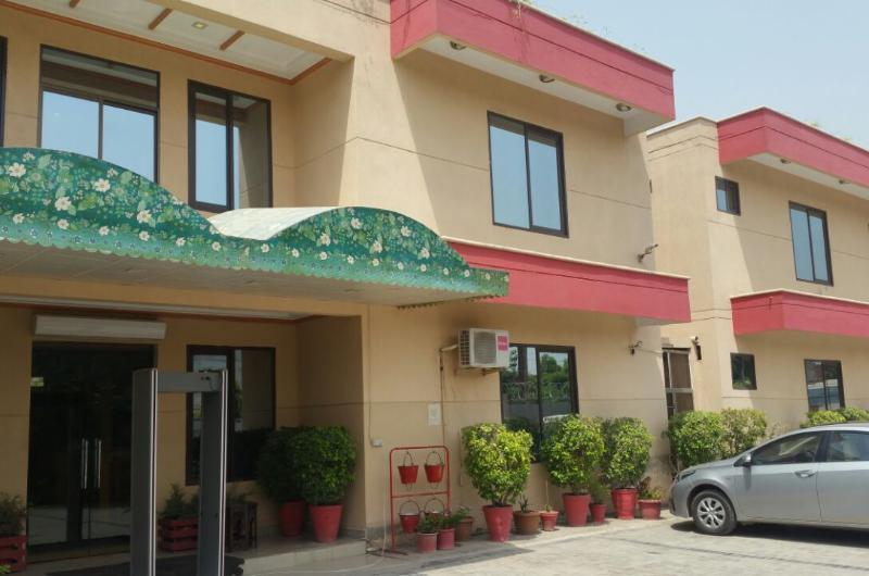 The First Hotel Multan