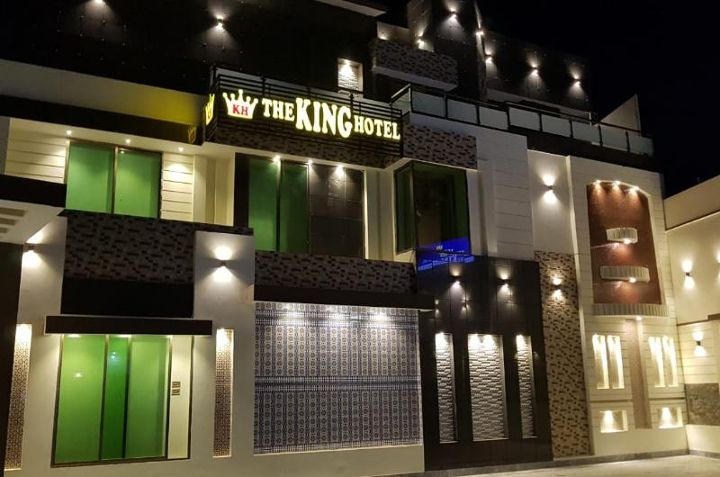 The King Hotel Multan