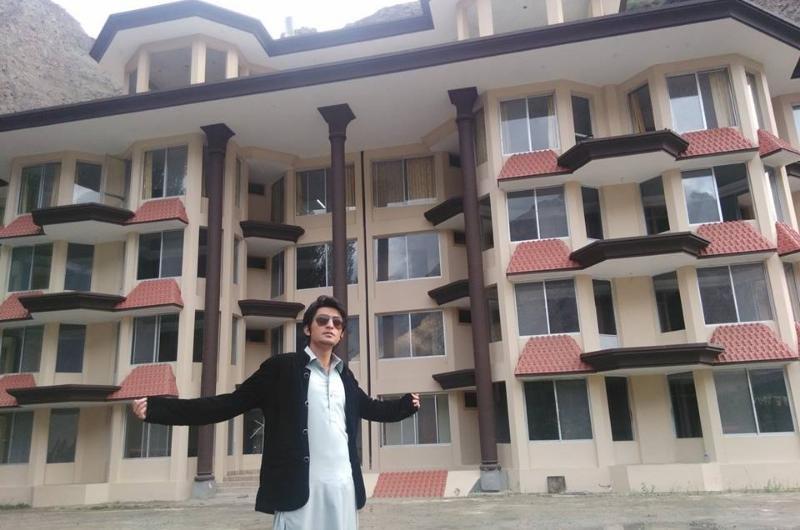 Tibet Motel Shangrilla Lake Skardu