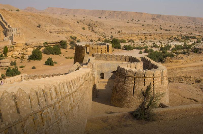 1 Day Trip to Ranikot Fort.