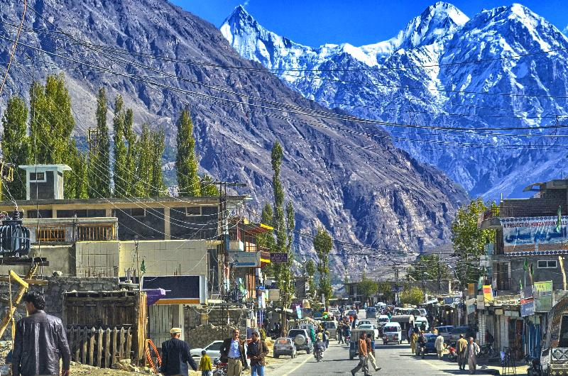 10 Days Trip of Hunza Valley