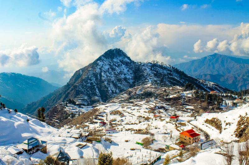 2 Days 1 Night Deluxe Tour package to Malam Jabba Swat