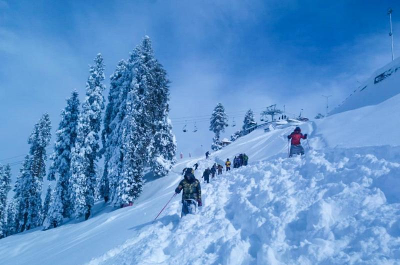 2 Days 1 Night Executive Tour package to Malam Jabba Swat