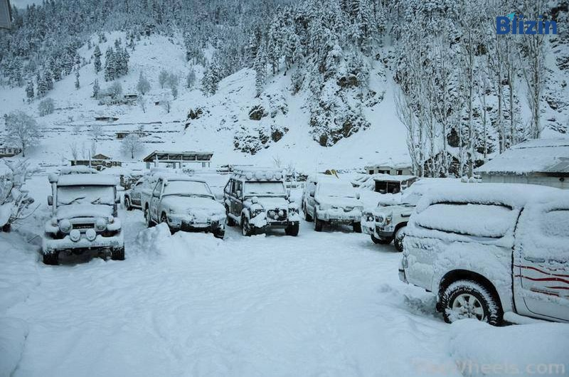 2 days 1 night islamabad to malam jabba deluxe group tour spring package