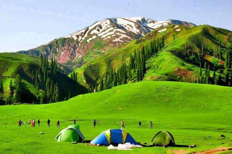 2 Days 1 Night Standard Tour package to Gabeen Jabba Swat