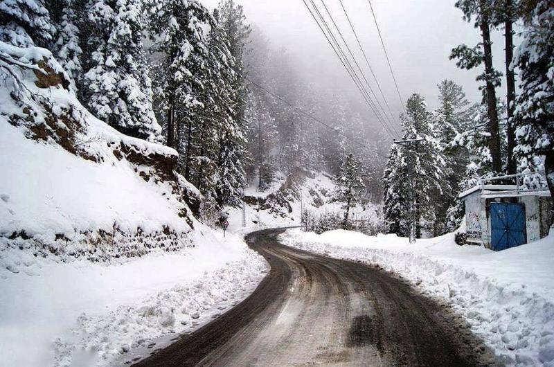 3 Days Private Honeymoon Tour To Murree and Nathiagali