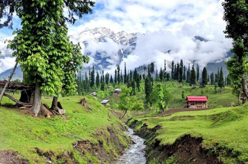 3 Days Trip to Neelum Valley(Keran Sharda Kel Arrang Kel)