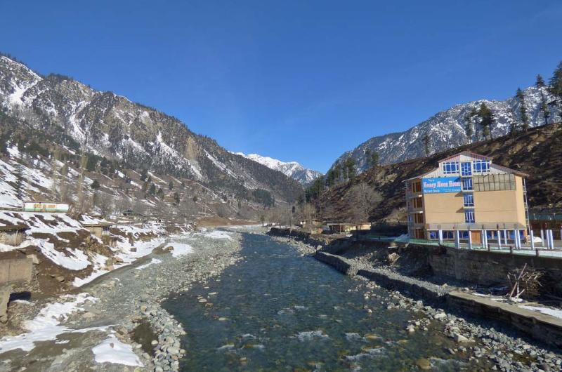 4 Days 3 Nights Deluxe Tour package to Kalam Swat