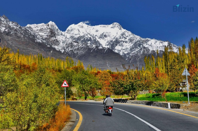 4 days 3 nights islamabad to hunza valley standard family tour spring package