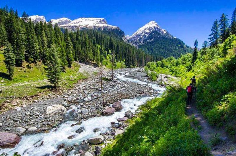 4 Days 3 Nights Standard Tour package to Swat Valley