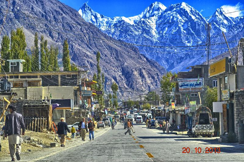 5 Days winter tour to Hunza Valley