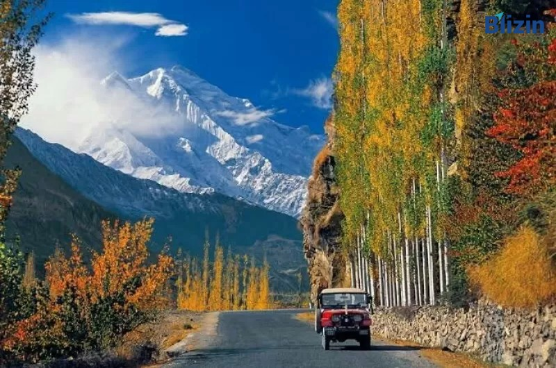 5 DAYS HONEYMOON TOUR TO HUNZA BY AIR