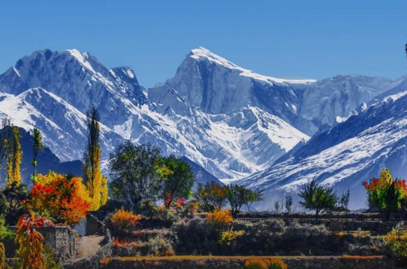 5 Days Private Honeymoon Tour To Hunza Valley