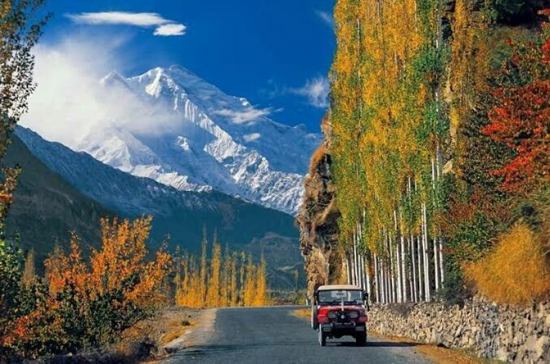 5 Days tour to Hunza Valley