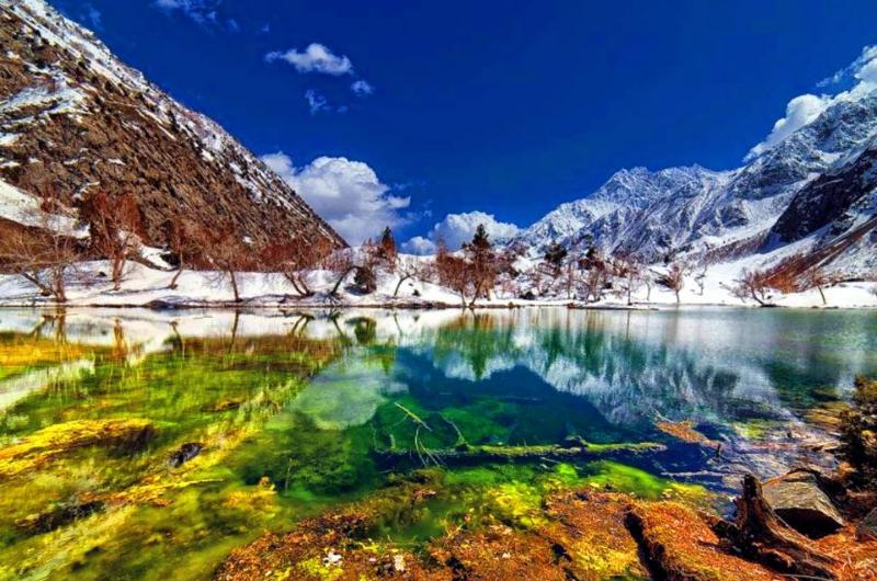 6 Days Honeymoon Trip to Hunza, Naltar and Naran