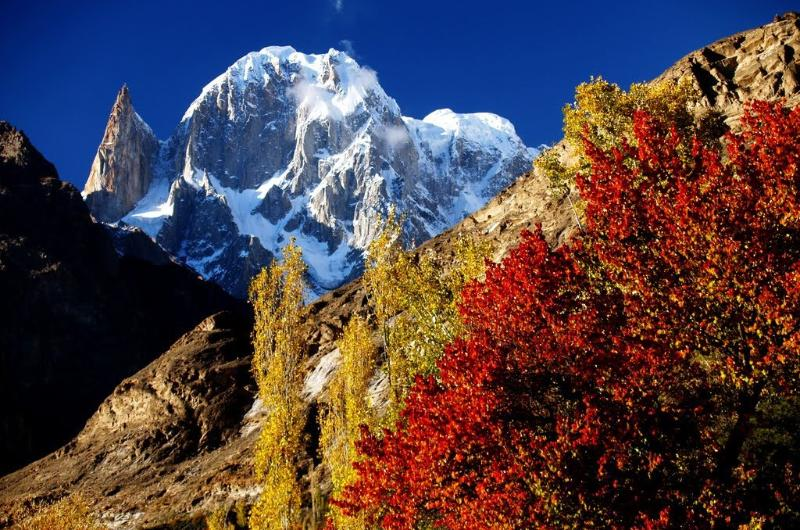 6 Days Private Honeymoon Tour To Hunza Valley and Nalter