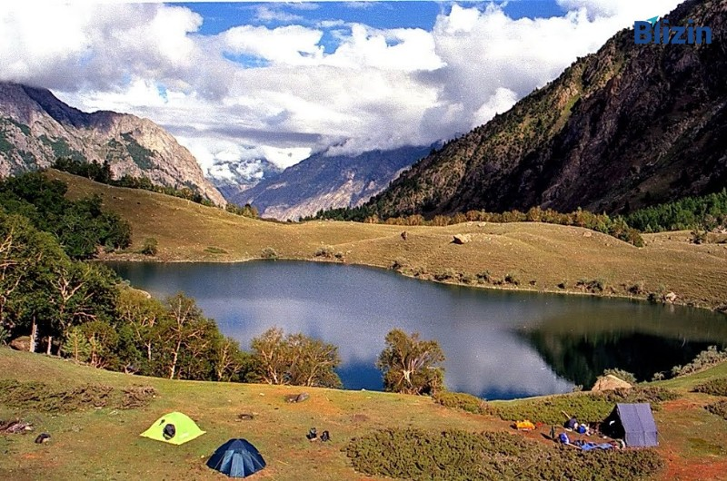 6 Days tour to Haramosh valley   Kutwal lake on 31st August