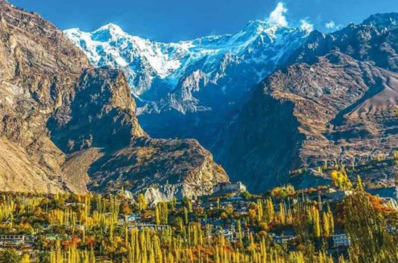 8 Days tour to Hunza And Naran Valley