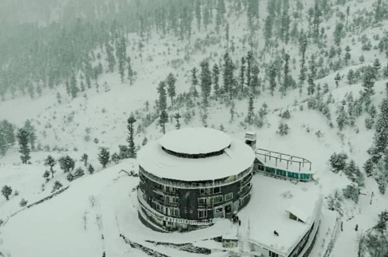 Executive Tour package to Malam Jabba
