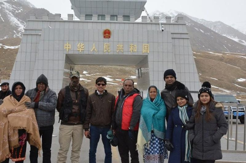 Family Trip to Naran, Babusar Top, Hunza & Khunjerab Pass